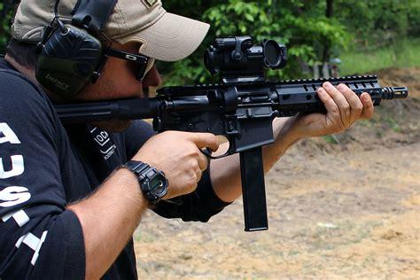 Cmmg S 9mm Mk9 An Ideal Pdwgun Review Gunsamerica Digest