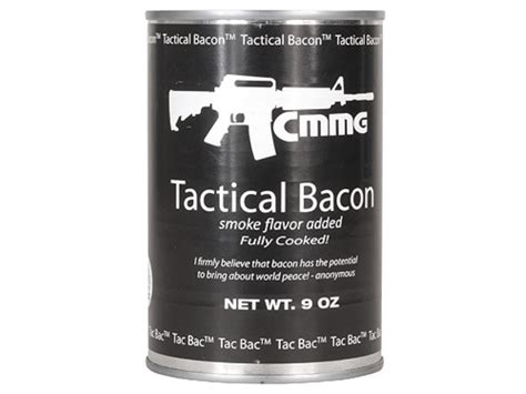 CMMG Tactical Cooked Bacon 9-Ounce - Amazon Com
