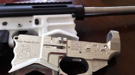 Cnc Ar15 Lower From Scratch