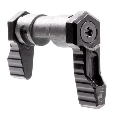 Cnc Machining Rifle Parts Ambidextrous Safety