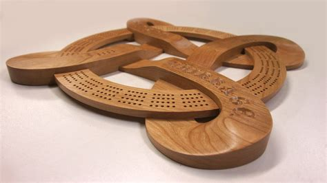 Cnc Cribbage Board Plans Example