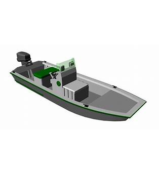 Cnc Jon Boat Plans