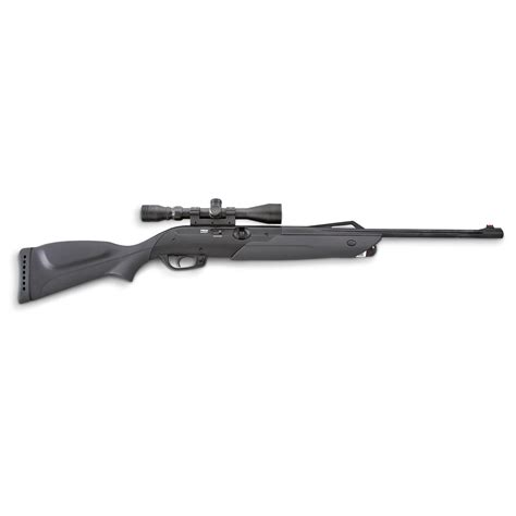 Co2 Air Rifle With Scope