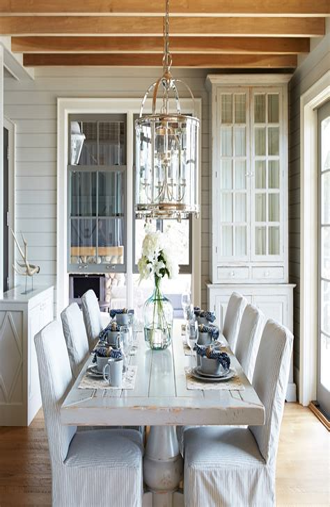 Coastal Dining Room Concept