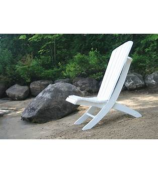 Coastal Adirondack Chair Plans