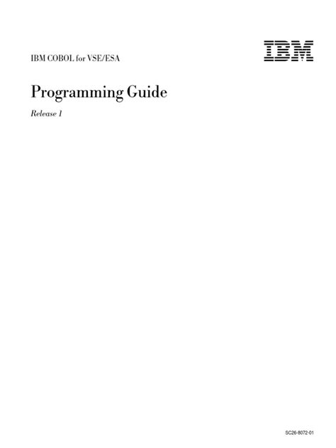cobol vse programming guide pdf manual