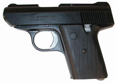 Cobra 380 Acp Pistol