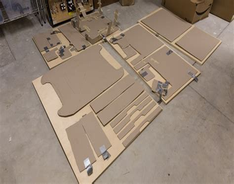 Cocktail arcade cabinet plans Image