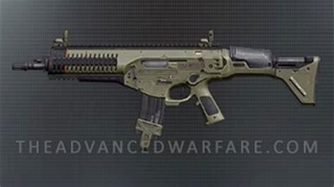 Cod Aw Assault Rifles