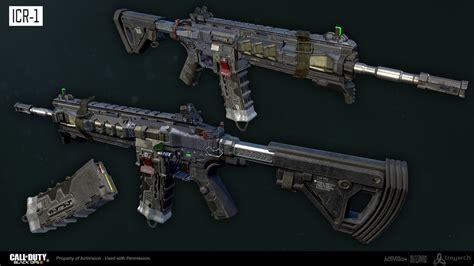 Cod Aw Assault Rifles Op
