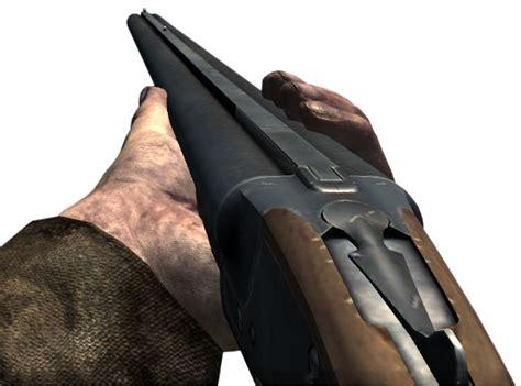 Cod Double Barrel Shotgun