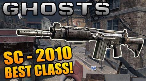 Cod Ghost Assault Rifle Class
