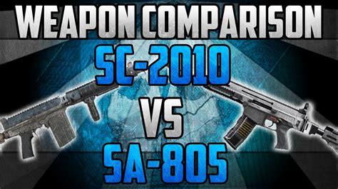 Cod Ghosts Assault Rifles Comparison