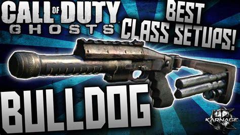 Cod Ghosts Best Shotgun Class