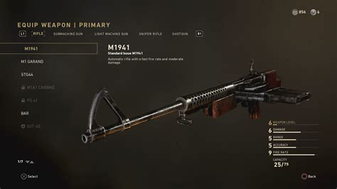 Cod Ww2 Assault Rifle With Mountain