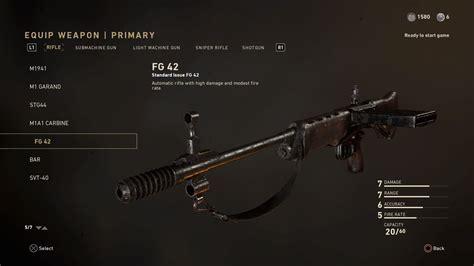 Cod Ww2 Best Rifle