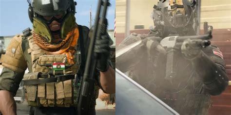Cod2 Shotgun