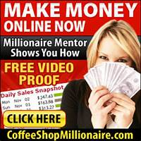 Coffee shop millionaire! the most tested and proven offer in im instruction