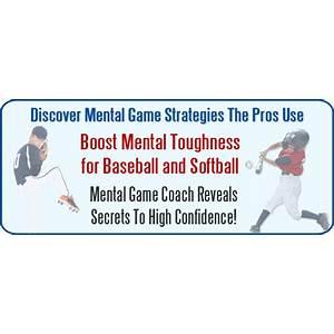 Cognitive advantage program baseball mental game secret