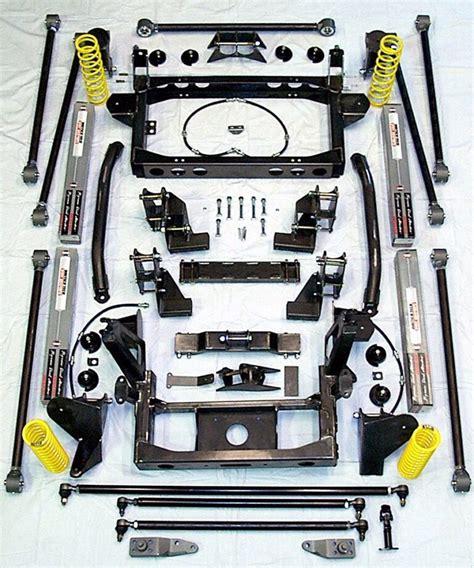 Coil Spring Conversion Kit For Suzuki Samurai