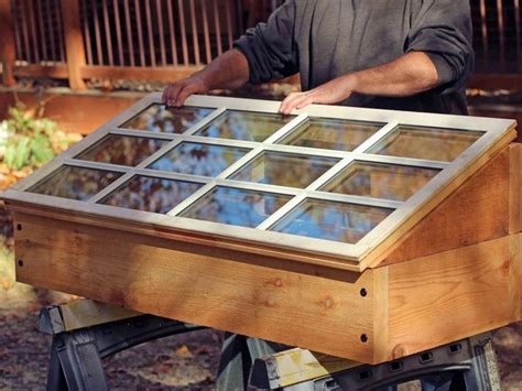 Cold frame building directions Image