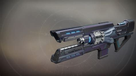 Coldheart Exotic Rifle
