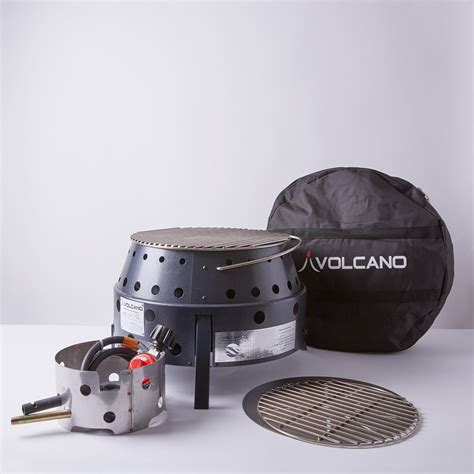 Collapsible Portable Grill Volcano Grills