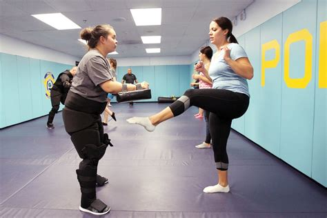 College Self Defense Class And Is Kickboxing Self Defense