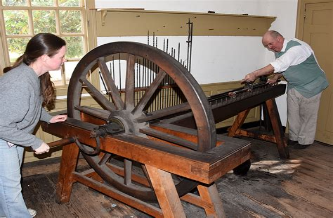 Colonial Gunsmith Workshop