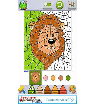 Color Games For Toddlers