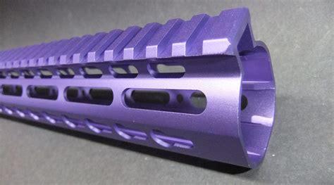 Colored Ar 15 Handguard