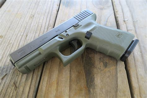 Colors Available For Glock 19