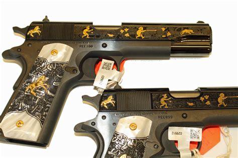 Colt Aztec Jaguar Azul 38 Super |