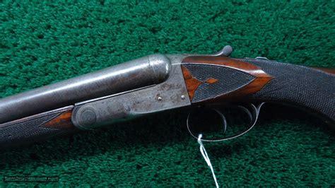 Colt 10 Gauge Double Barrel Shotgun