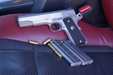 Colt 10mm Delta Elite A Classic Magnumpowered 1911 Full