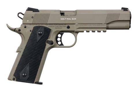 Colt 1911 22 Rail Gun Parts