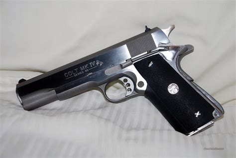 Colt 1911 40 Cal For Sale