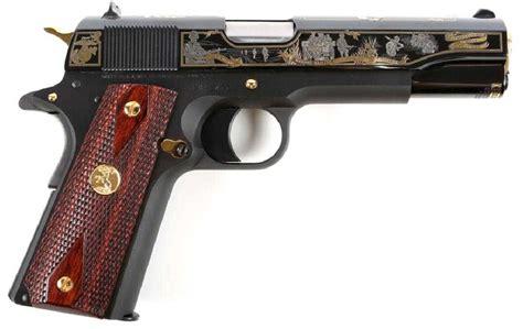 Colt 1911 45 Comerative