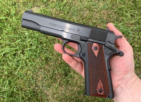 Colt 1911 70 Series Review