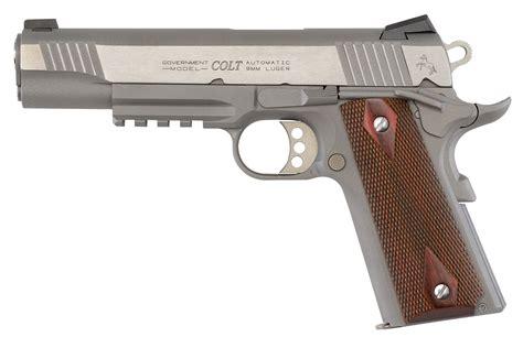 Colt 1911 9mm Government Ss Slide Assembly Colt