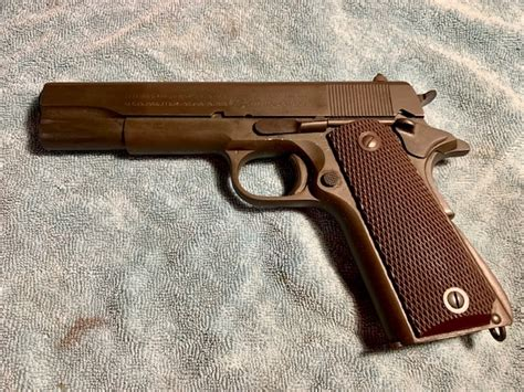Colt 1911 A1 Serial No Year Of Manufacture