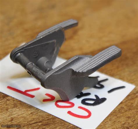 Colt 1911 Ambidextrous Safety