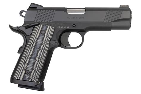 Colt 1911 Cco Specifications