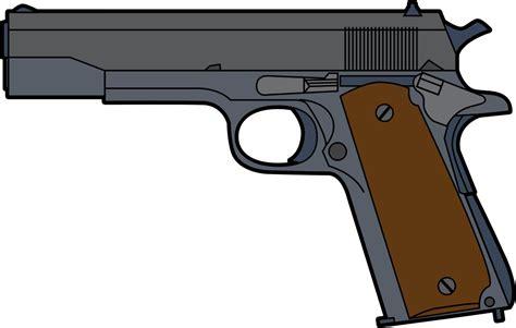 Colt 1911 Clipart