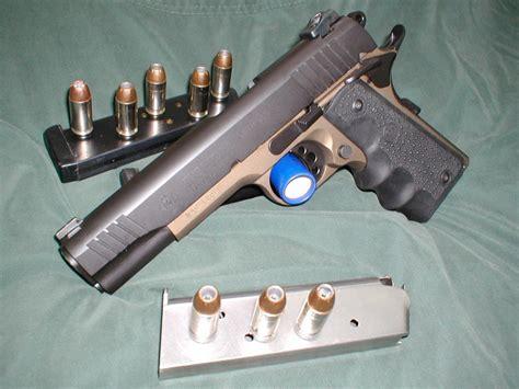 Colt 1911 Color Combinations