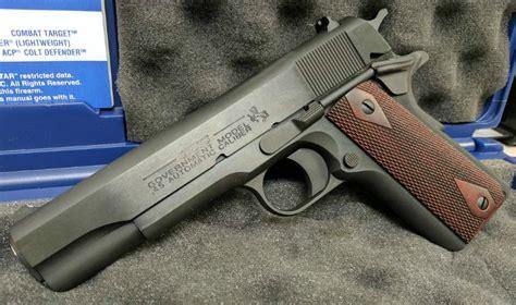Colt 1911 Combat Government Series 80