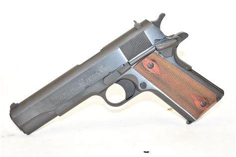 Colt 1911 Commander Buds