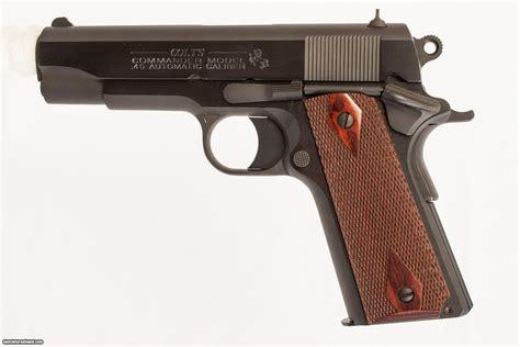 Colt 1911 Commander Pistol 45 ACP For Sale