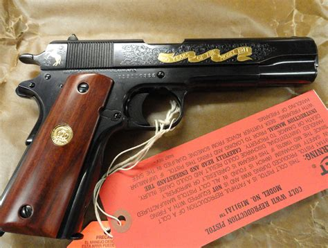 Colt 1911 Commemorative 100 Years