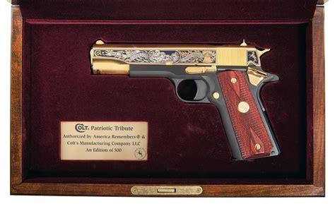 Colt 1911 Commemorative 2011